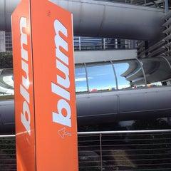 Photo taken at Julius Blum GmbH Werk 2 (Zentralwerk) by Денис К. on 8/19/2014