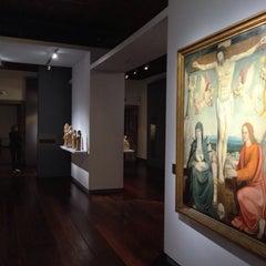 Photo taken at Museu Alberto Sampaio by Ratthazart H. on 12/24/2013
