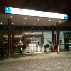 Photo taken at TRYP Wolfsburg by Koh S. on 3/10/2013