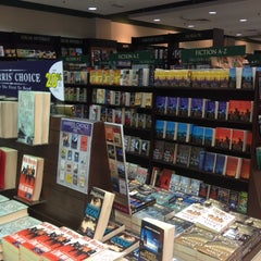 Photo taken at Harris Bookstore by Sri M. on 5/6/2014