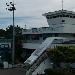 Photo taken at Daniel Z. Romualdez Airport (TAC) by Superdan O. on 5/10/2013