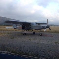 Photo taken at Aeródromo de Curacaví SCCV by Māūrīcīo M. on 10/26/2014