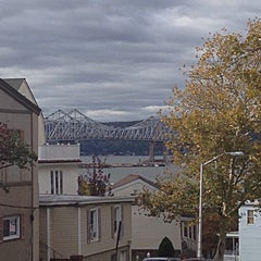 Photo taken at Tarrytown, NY by Leslie-Anne B. on 10/24/2014