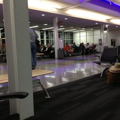 Photo taken at Tulsa International Airport (TUL) by Melodrama M. on 1/12/2013