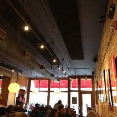 Photo taken at Café Zola by Jasmine M. on 11/23/2012