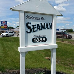 Photo taken at Seaman by Andy A. on 5/24/2014