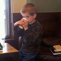 Photo taken at Starbucks by Penelope B. on 12/17/2012