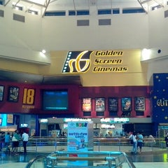 Photo taken at Golden Screen Cinemas (GSC) by Eijwa A. on 5/2/2013