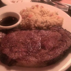 Photo taken at Outback Steakhouse by na t. on 7/26/2014