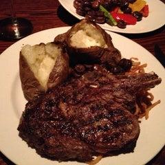 Photo taken at The Keg Steakhouse + Bar - Keg Mansion by Ken T. on 10/20/2012