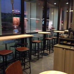 Photo taken at Starbucks by alfred f. on 10/21/2013