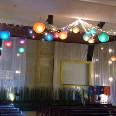 Photo taken at IPEKA International Christian School by ieie W. on 5/24/2013