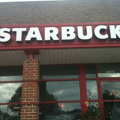 Photo taken at Starbucks by Drew L. on 10/1/2011