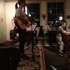 Photo taken at Quincy's Cafe & Espresso by Charlie M. on 3/11/2012