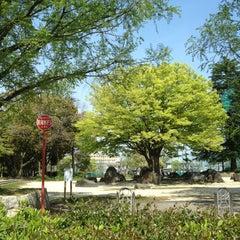 Photo taken at 中村公園バスターミナル by Satiko M. on 4/24/2014