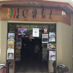Photo taken at Çatı Cafe by Satir F. on 5/18/2013
