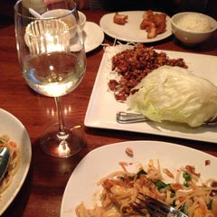 Photo taken at P.F. Chang's by Sara S. on 5/7/2013