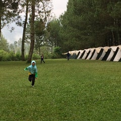 Photo taken at Pine Forest Camp by Nova & Nday Z. on 3/21/2015