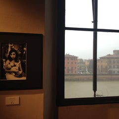 Photo taken at Museo della Grafica- Palazzo Lanfranchi by Benedetta M. on 11/10/2013
