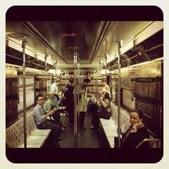 Photo taken at MTA Subway - 42nd Street Shuttle (S) by Joseph J. on 10/4/2012