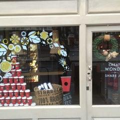 Photo taken at Starbucks by David J. on 12/27/2013