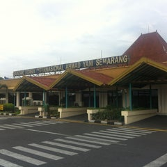 Photo taken at Ahmad Yani International Airport (SRG) by thisiswiki on 1/6/2013