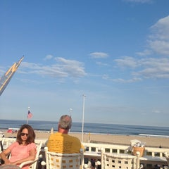 Photo taken at Ashworth by the Sea Hotel by Meghan S. on 7/30/2014