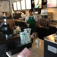 Photo taken at Starbucks by Jon S. on 8/11/2013