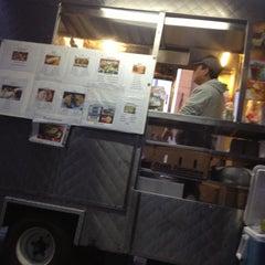 Photo taken at Bogart Taco Truck by Kamron R. on 5/4/2013