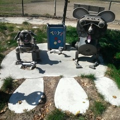Photo taken at Dougherty Hills Dog Park by Britta B. on 10/10/2013