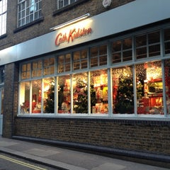 Photo taken at Cath Kidston by gus on 12/16/2012