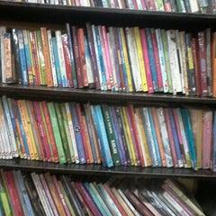 Photo taken at Pitimoss Fun Library by Erlita on 2/2/2014