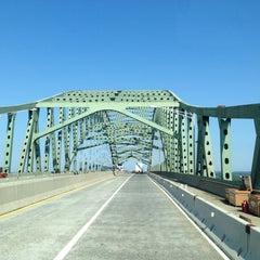 Photo taken at Burlington–Bristol Bridge by Abdullah Yilmaz T. on 7/29/2013
