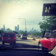 Photo taken at 18th Street Bridge by Sara C. on 6/29/2013