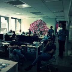 Photo taken at eYeka HQ by Nicolas B. on 7/8/2013