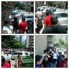 Photo taken at Sindicato dos Comerciários de São Paulo by Dinho M. on 12/26/2013