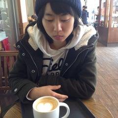Photo taken at Starbucks by SINA L. on 3/1/2015