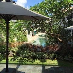 Photo taken at Ramada Resort Camakila Bali by Ting on 8/20/2015