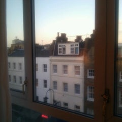 Photo taken at The Rathbone Hotel by Chris A. on 12/3/2012