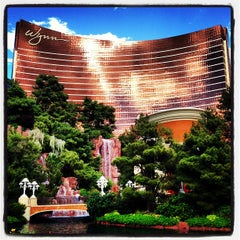 Photo taken at Wynn Las Vegas by Caleb E. on 4/1/2013