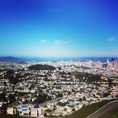 Photo taken at Twin Peaks Summit by Mark E S. on 3/10/2013