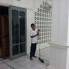 Photo taken at Masjid Jami' Manokwari by Baguz T. on 8/16/2013