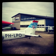 Photo taken at Teuge International Airport by A&J V. on 11/9/2012