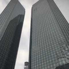 Photo taken at Deutsche Bank PBC Center by Luis P. on 12/15/2015