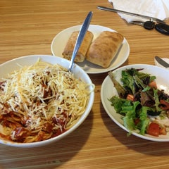 Photo taken at Noodles & Company by Christine W. on 12/24/2012