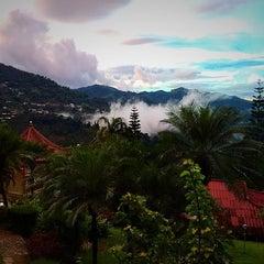 Photo taken at Maesalong Villa (แม่สลองวิลล่า) by Teerachat C. on 9/6/2015