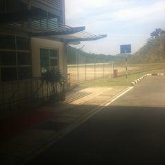 Photo taken at Redang Island Airport (RDN) by Dario C. on 8/17/2013
