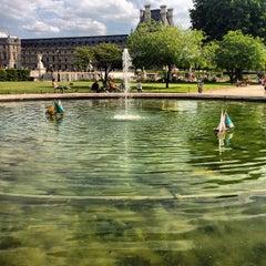 Photo taken at Jardin des Tuileries by Dimitri J. on 6/15/2013