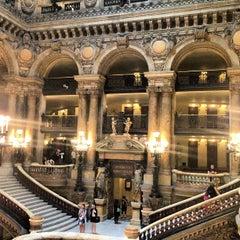 Photo taken at Opéra Garnier by Dimitri J. on 6/15/2013