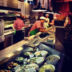 Photo taken at Cossetta's Italian Market & Pizzeria by Noah F. on 12/16/2012